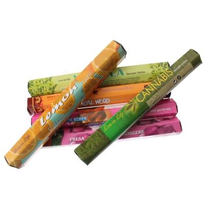 Räucherstäbchen MIX Set verschiedene Sorten Incense Sticks - 4