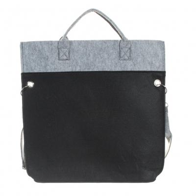 Filztasche, Handtasche, Einkaufstasche Groß und superstabil - 1