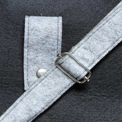 Filztasche, Handtasche, Einkaufstasche Groß und superstabil - 4