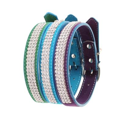 Hundehalsband Strasshalsband 47cm - 3