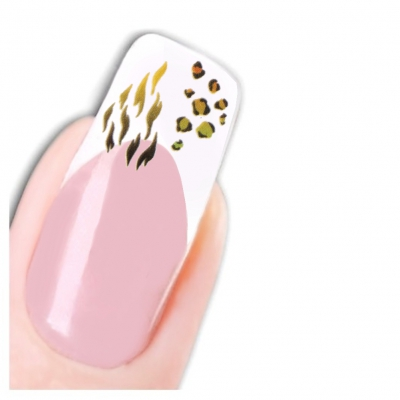 Tattoo Muster Nail Art Aufkleber Motiv Nagel Sticker Neu! - 1