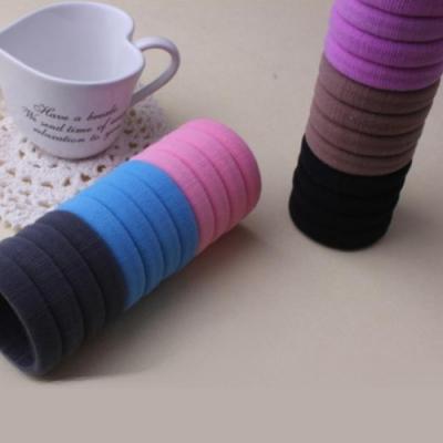 10 x Haargummis Nylon Elastisch Neuer Trend Zopfband Haarband - 3
