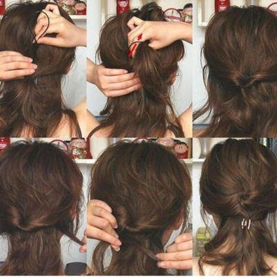 4er Haar Styling Zubehör Set - 1