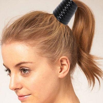 Schöne Haarringe in 4 verschiedenen Farben - 1
