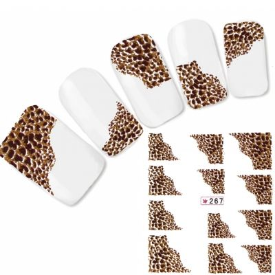 Tattoo Nail Art Aufkleber Ornamente Nagel Sticker Neu!
