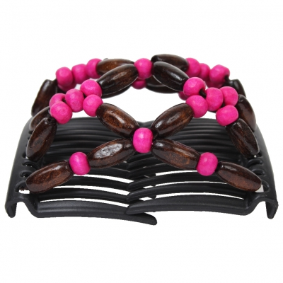 Trend African Butterfly Hairclip pink - 2