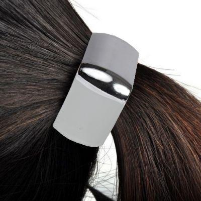Haarring Quadratisch in verschiedenen Farben - 1