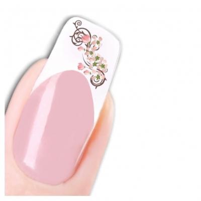 Tattoo Nail Art Ornamente Aufkleber Nagel Sticker - 1