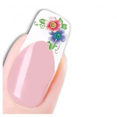 Tattoo Nail Art Schmetterling Aufkleber Nagel Sticker - 1