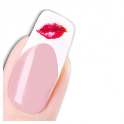 Tattoo Nail Art Kiss Schmetterlinge Aufkleber Nagel Sticker - 1
