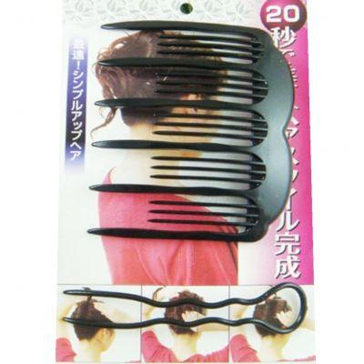 Magische Haarnadel mit Haarkamm - 1