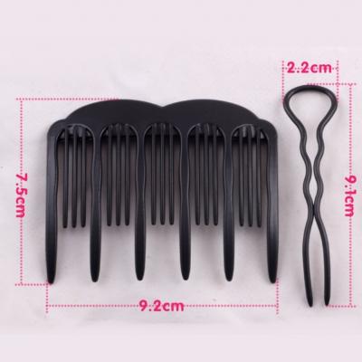 Magische Haarnadel mit Haarkamm - 3