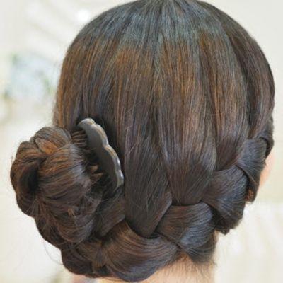 Magische Haarnadel mit Haarkamm - 4