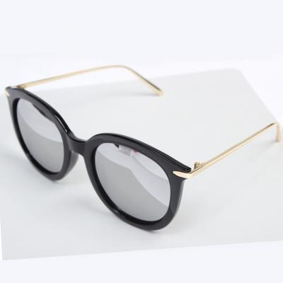 Retro Sonnenbrille Verspiegelt - 3