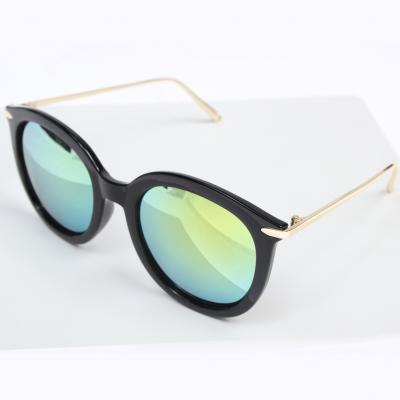 Retro Sonnenbrille Verspiegelt - 4