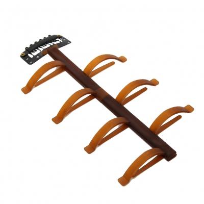 Frisurenhilfe zum Flechten der Haare Braun - 1