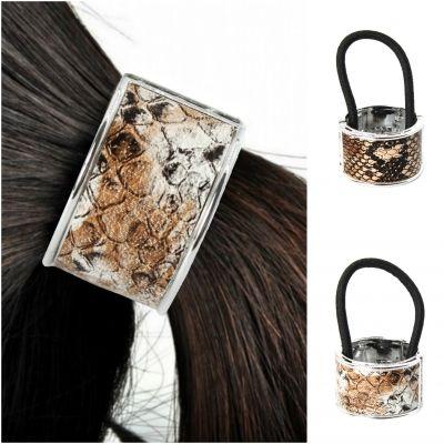 Haarring mit Schlangen Muster Modell 1 - 1