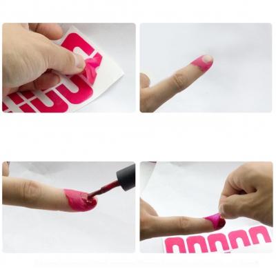 Hautschutz Klebestreifen Nagel Skin Protector Tape - 1