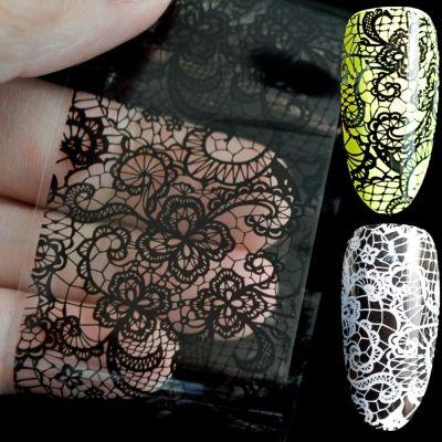 3D Nagel Sticker Nail Art Ornamente Stikerein Aufkleber Neu Modell 4 - 1