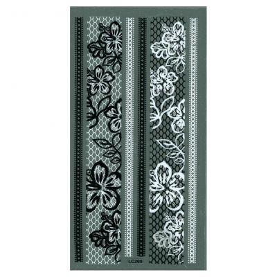 3D Nagel Sticker Nail Art Ornamente Stikerein Aufkleber Neu Modell 4 - 3