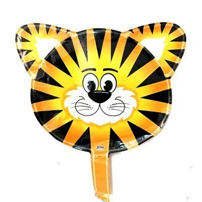 Tiger Folienballon 26 x 27 CM Luftballon - 2