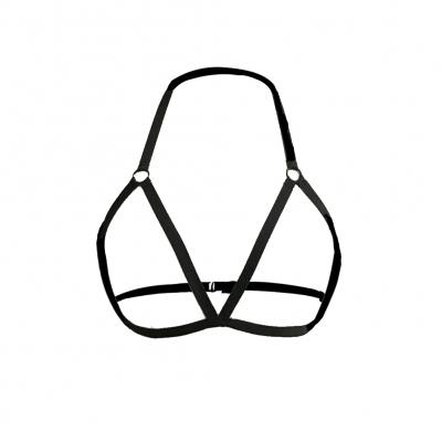 Bandage Büstenhalter Harness elastischen Käfig BH Strappy - 1