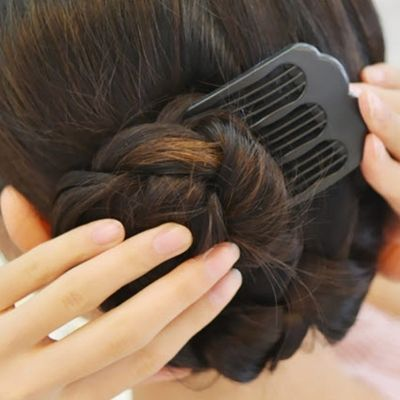 Magische Haarnadel mit Haarkamm - 2