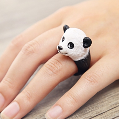 Tier Ring Modeschmuck One Size in 6 Varianten - 3