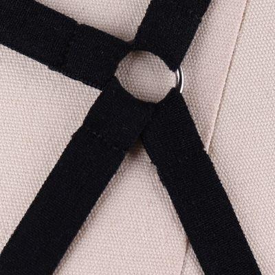 Bandage Büstenhalter Harness elastischen Käfig BH Strappy - 4