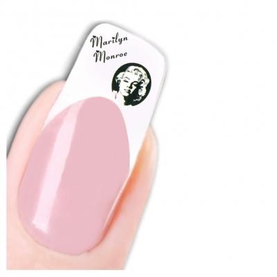 Tattoo Nail Art Marilyn Monroe Weltstars der 1950 er Nagel Sticker - 1