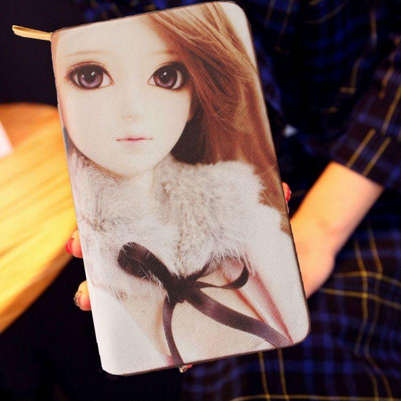 Anime manga Geisha portefeuille Japon Motif porte-monnaie sac 18 x 10 CM NEUF