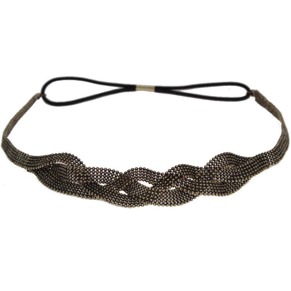 Haarschmuck Haargummi Haarband Stirnband Kopfschmuck Zopfgummi Haar elastisch