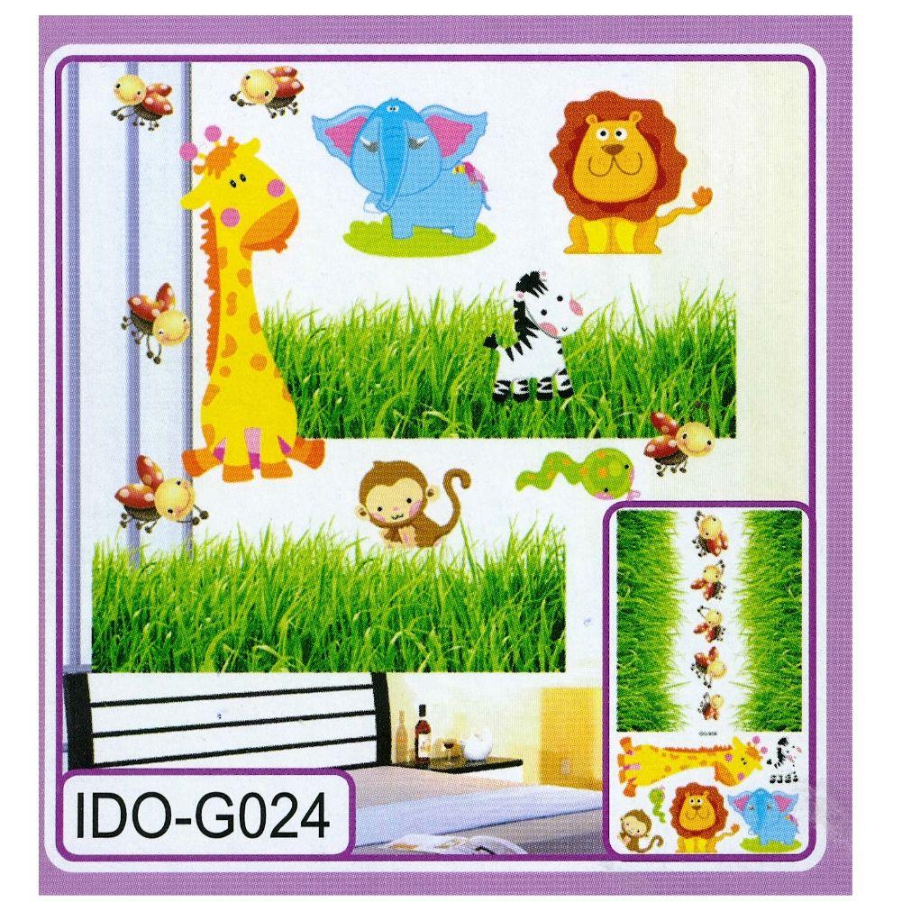 3d kinder wandsticker wanddeko wandtattoo wandaufkleber. Black Bedroom Furniture Sets. Home Design Ideas
