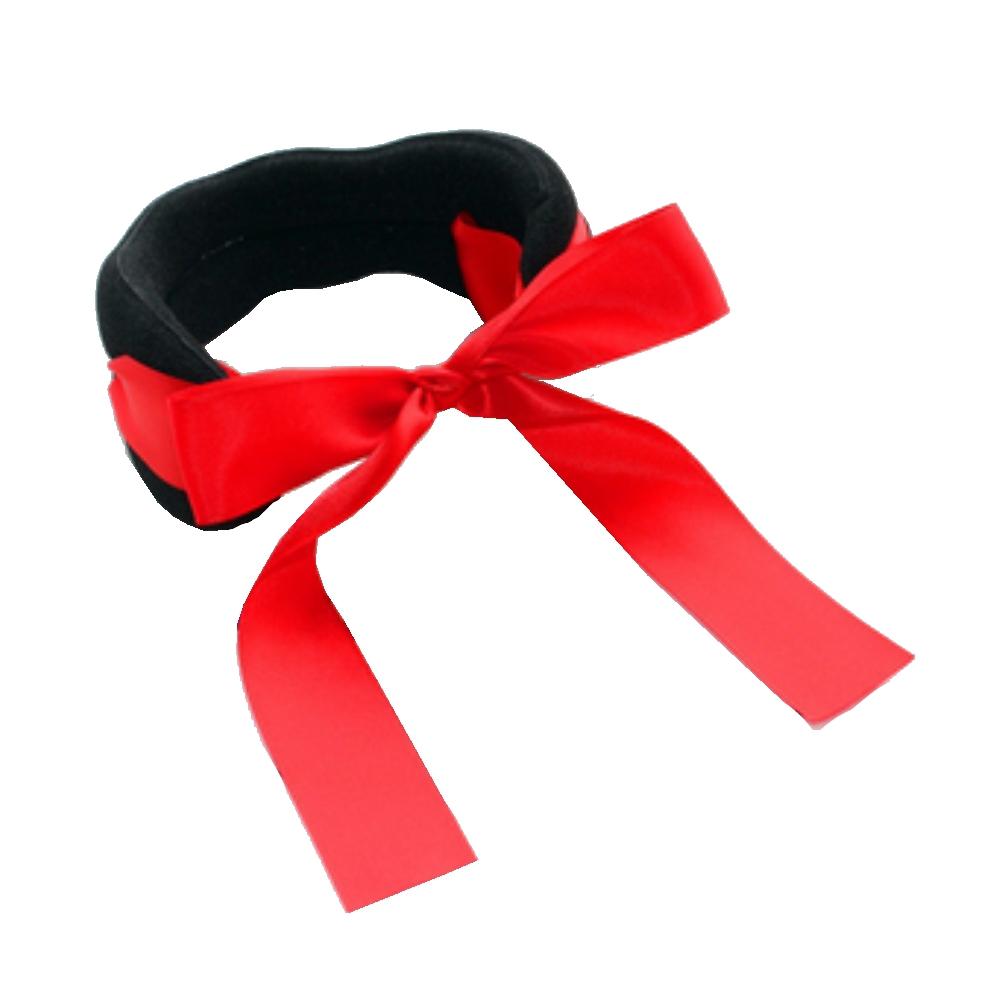 Haar Styling Zubehör Für Dutt Mit Schleife In Der Farbe Rot Justfox