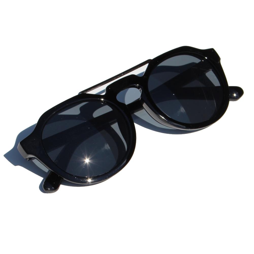 retro sonnenbrille verspiegelt schwarz der. Black Bedroom Furniture Sets. Home Design Ideas