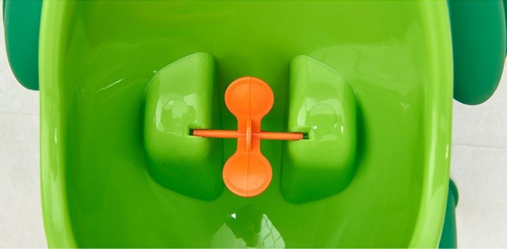Justfox Frog Urinal Kinder Töpfchen Toilette Jungen Lerntöpfchen