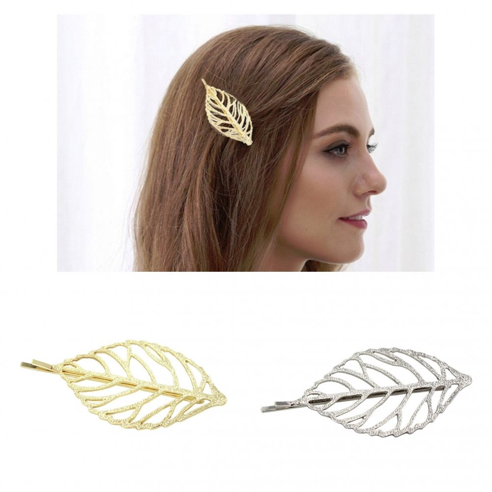 Neu Mode Damen Kristall Haarspange Haarklammer-Haarclip Haarnadel Haarschmuck