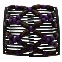 Trend African Butterfly Hairclip lila