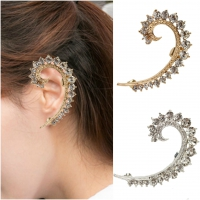 Ear Cuff Ohrring Ohrstecker Ohrklemme