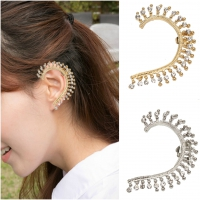 Ear Cuff Ohrring Strass Ohrstecker Ohrklemme