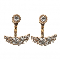 Strass Ohrstecker Ohrringe earrings
