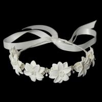 8850f505964d9a Designer Blüten Haarreif Haarschmuck Boho Haarreif 3,90 EUR* Luxus Haarreif  mit Strass Kopfschmuck Kommunion Hochzeit Blumenkranz Weiß